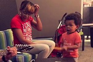 2jähriger Drummer