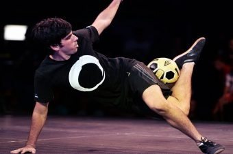 Superball - Street Soccer Competition