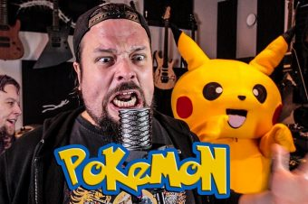 Pokemon Theme Metal-Version
