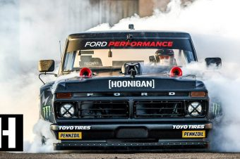 Gymkhana Ten - The Ultimate Tire Slaying Tour