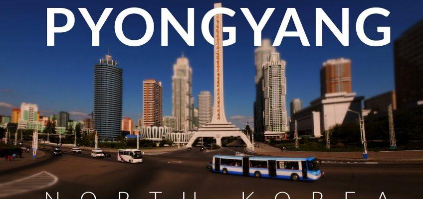 Nordkorea im Zeitraffer