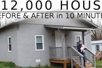 12000-Dollar-Haus selbst umgebaut