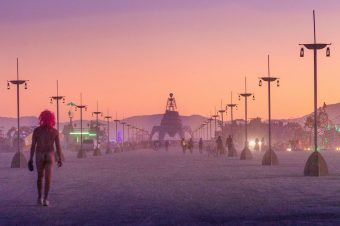 Burning Man Art Tour 2019