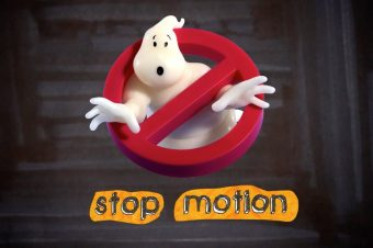 Ghostbusters Stop Motion Intro
