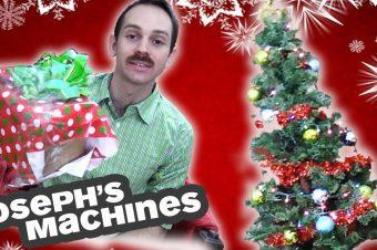 Geschenke einpacken und Weihnachtsbaumdeko in 10 Sekunden