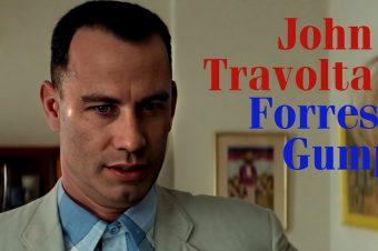John Travolta als Forrest Gump