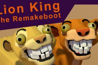 König der Löwen neu animiert