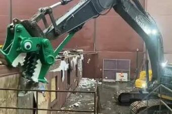 Dino Demolition