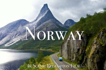 Die Schönheit von Norwegen [60 Minuten]