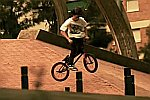BMX in extreme Slowmotion 2