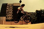 BMX in extreme Slowmotion 3
