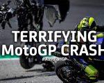 MotoGP-Crash in Österreich